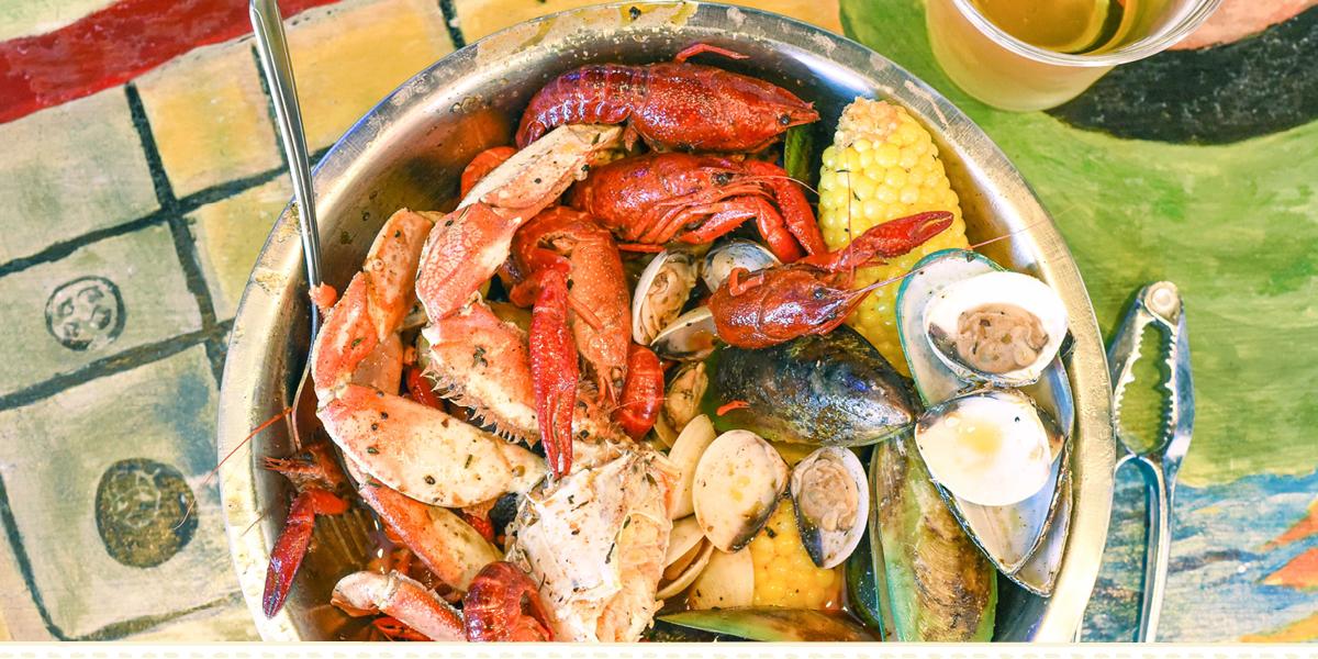 Fisherman's Market Dungeness Crab Boil Bag