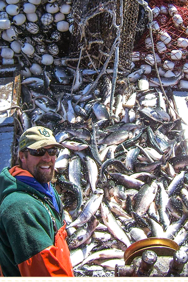 Fisherman's Market Owner Ryan Rogers Commercial Fishing in Alaska