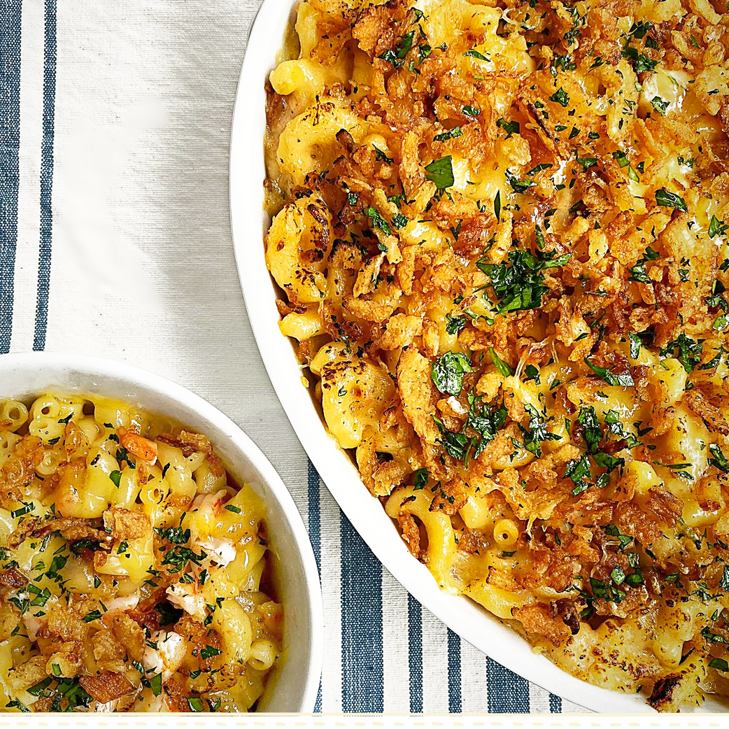 Fisherman's Kitchen Lobster Mac and Cheese Take and Bake