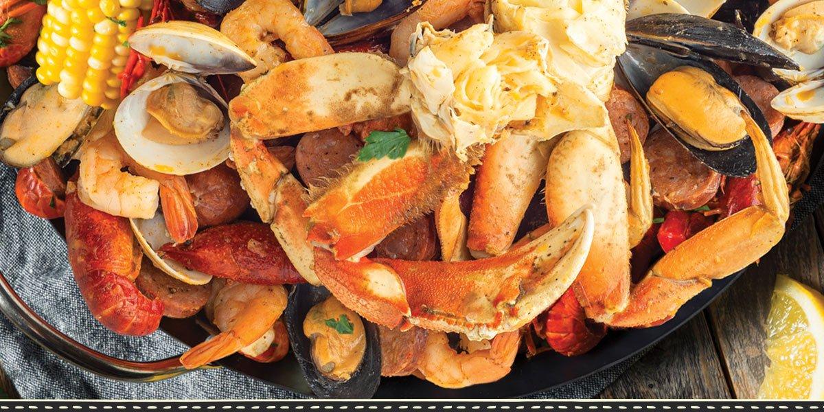 Fisherman's Market Cajun Crab Boil Bag