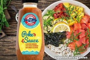 Fisherman's Market Poke Sauce and Marinade